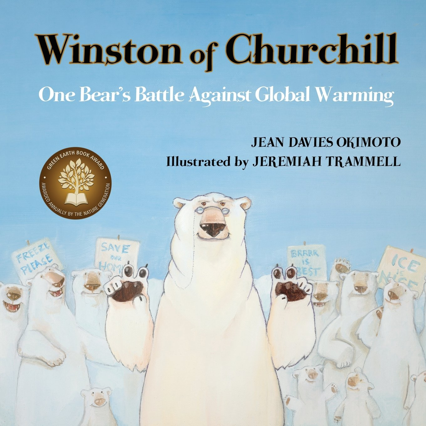 Teach your kids about climate change!
